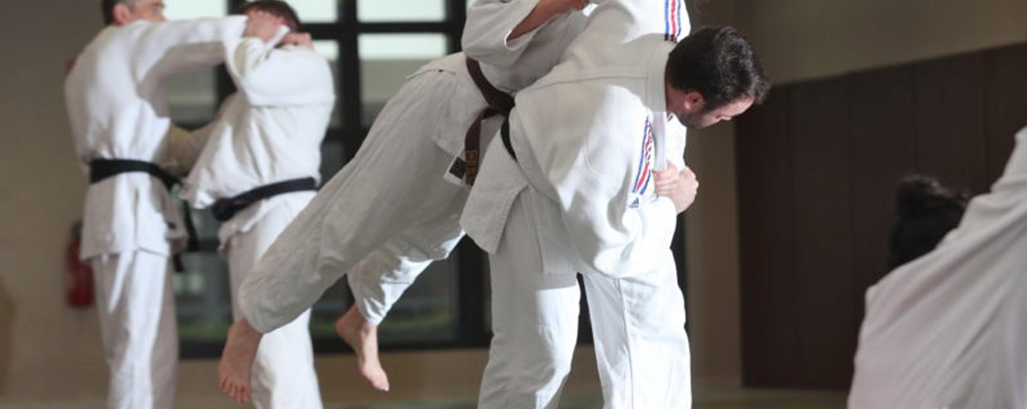 SUC Judo Jujitsu