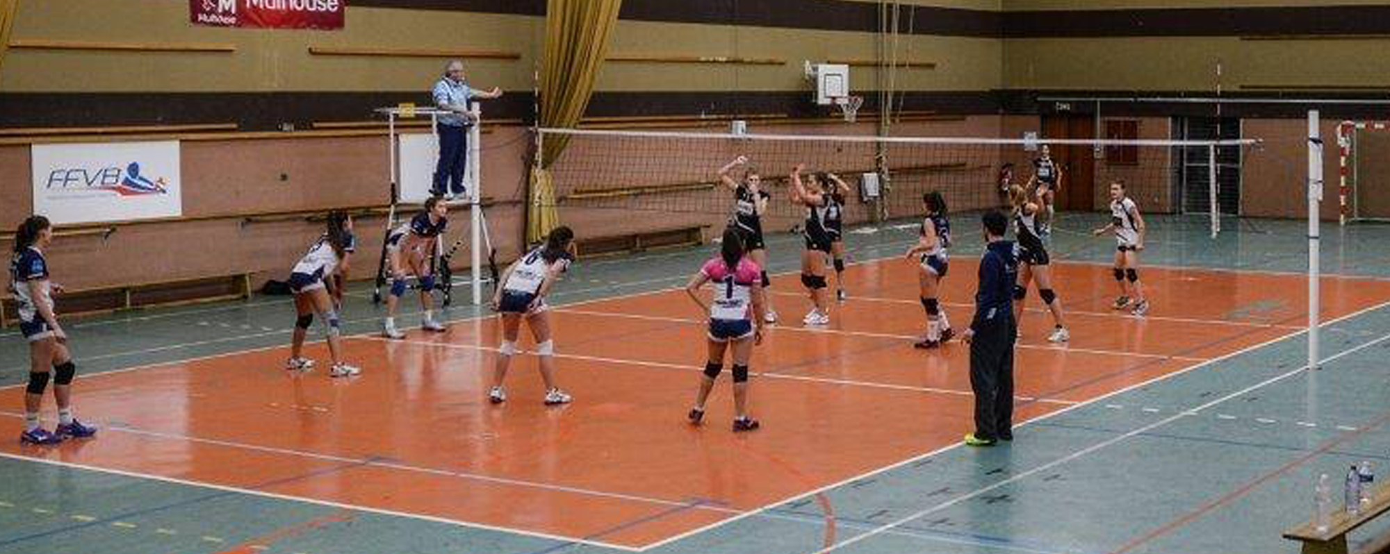 SUC Volley-ball